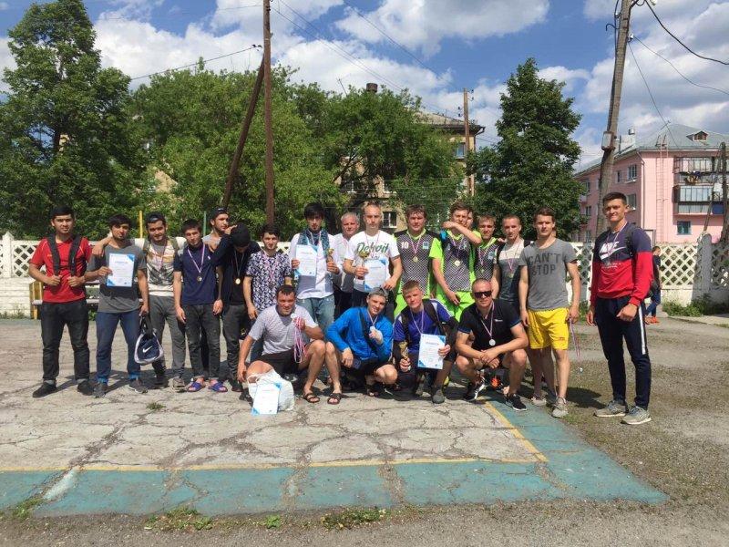 Студенты ЮУрГАУ заняли призовые места в турнире по мини-футболу