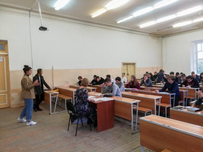 Первокурсников ЮУрГАУ приглашают вступить в общественные организации