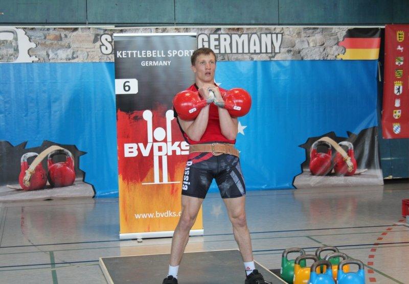 Студент ЮУрГАУ – чемпион Европы по гиревому спорту