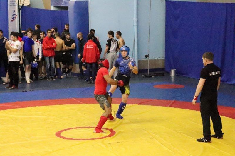Студенты ТАТ ЮУрГАУ – на Всероссийском турнире по спортивной борьбе