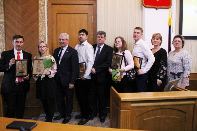 Студенты и аспиранты ЮУрГАУ – победители конкурса «Челябинская область – это мы!»