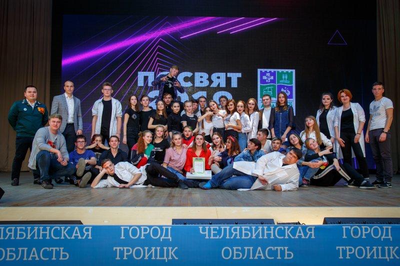 Яркое посвящение: первокурсников ИВМ ЮУрГАУ посвятили в студенты