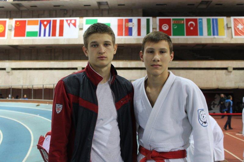 Студент ТАТ ЮУрГАУ – серебряный призер Чемпионата мира по всестилевому карате