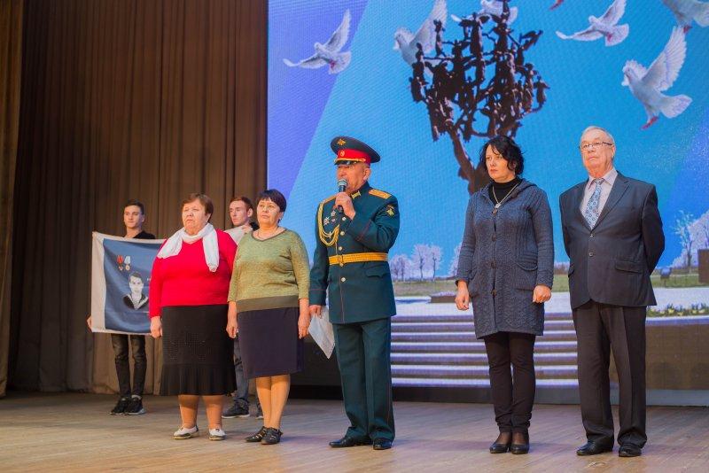 В ЮУрГАУ отметили День солидарности в борьбе с терроризмом