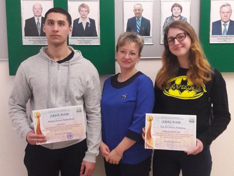 Студентка ЮУрГАУ представит УрФО во всероссийском этапе конкурса на лучшую научную работу