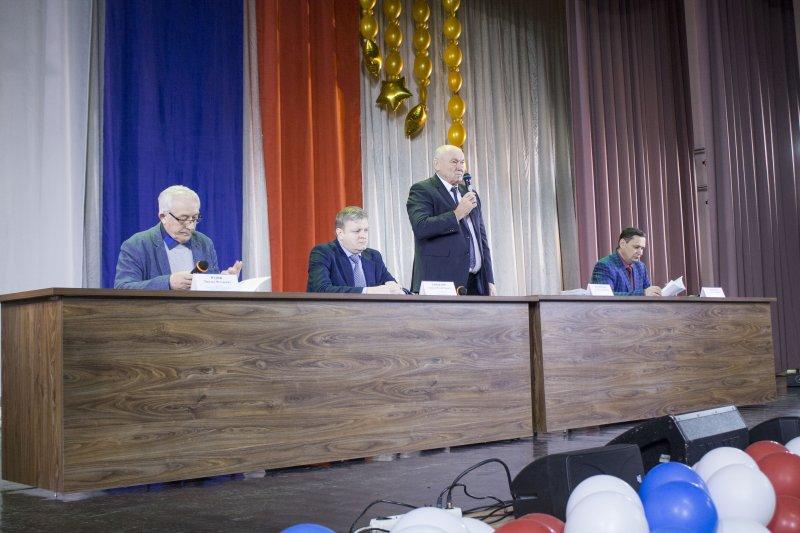 В ЮУрГАУ стартовала ежегодная научно-практическая конференция