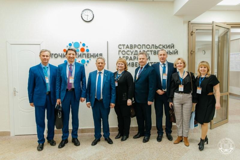 Врио ректора ЮУрГАУ – на Всероссийском совещании ректоров аграрных вузов