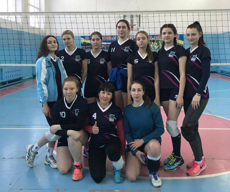 Команда ЮУрГАУ – на 2-м месте Кубка директора ТАТК ГА по волейболу