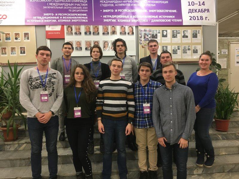 Команда ЮУрГАУ вошла в четверку лидеров Всероссийской студенческой олимпиады