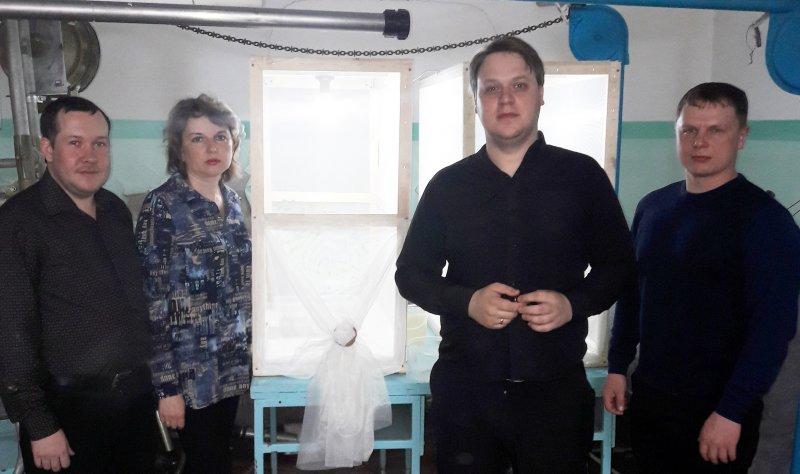 Научный проект ЮУрГАУ занял призовое место во Всероссийском форуме-выставке «Шаг в будущее»