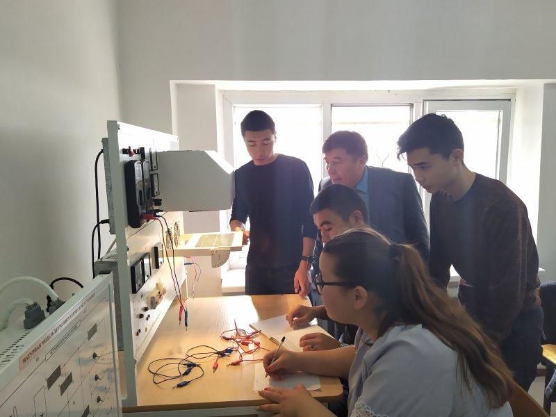 Международное сотрудничество ЮУрГАУ с университетом Республики Казахстан
