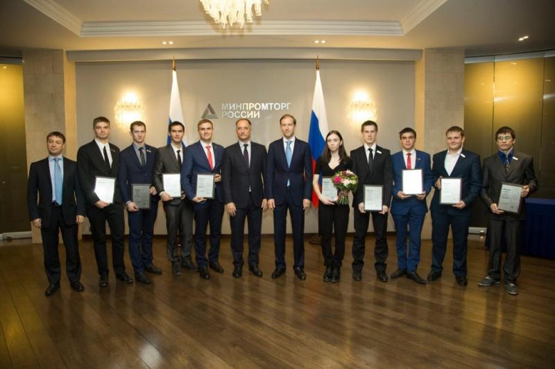 Студенты ЮУрГАУ претендуют на национальную премию А. А. Ежевского