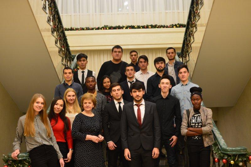 Иностранные студенты ЮУрГАУ приняли участие в многонациональном фестивале дружбы народов